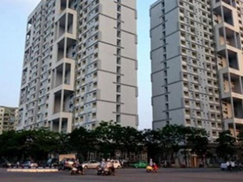 Nhà ở cho học sinh sinh viên Mỹ Đình 2, Khu đô thị Mỹ đình, Từ Liêm, Hà Nội